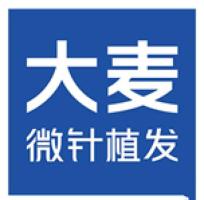 广州大麦微针植发医院-logo